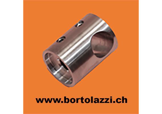 Stabhalter mit Durchgangsbohrung 10mm