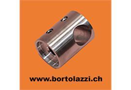 Stabhalter mit Durchgangsbohrung 12mm